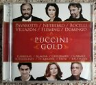 PUCCINI GOLD; Various Classical Artists; CD, 2 Disc Set; Tested; Pre-Owned, VG