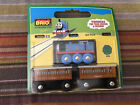 BRIO Wooden Thomas Train Gift Pack! Thomas, Annie & Clarabel! New!