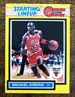 MICHAEL JORDAN 1989 KENNER STARTING LINEUP ONE ON ONE #5 NMMT