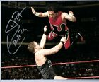 2015 Leaf Wrestling Signed 8x10 Photograph Edition 14