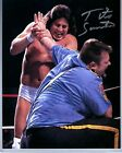 2015 Leaf Wrestling Signed 8x10 Photograph Edition 16