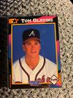 1992 Kenner Starting Lineup Cards #14 Tom Glavine