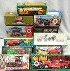 CHOICE of ONE of these 11 Ertl Texaco Collector Truck Banks # 7-15 17