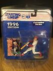 Hal Morris 1996 Starting Lineup Extended Series Reds Gem Mint In Case