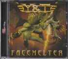 Y & T - Facemelter ( 2010 Frontiers cd w/ Bonus track)