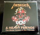 METALLICA Metal Covers at Fillmore Digipak-CD Ltd#300 HALFORD,DANZIG,KINGDIAMOND
