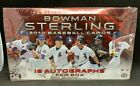 2014 Bowman Sterling Hobby Box Factory Sealed