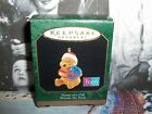 Honey Of A Gift`1997`Miniature-Disney's-Winnie The Pooh,Hallmark Ornament-