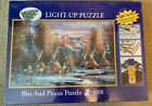 Native American Indian 1000 Piece Light up Jigsaw Puzzle by Bits and Pieces