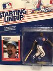1988 Leon Durham Starting Lineup figure Card Chicago Cubs toy MLB Rare Rookie