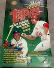 2000 Topps MLB Series 2 Factory Sealed Box 12 Packs 40 Cards Each