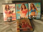 Lot Of 4 DVD 3 Jillian Michaels Workout  1 The Biggest Loser Workout