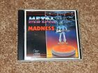 Metal Madness Vol 1 Vixen Helix Exodus M.S.G. Saxon Icon Havana Black Waysted cd