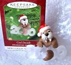 Hallmark Cool Decade 2000 Keepsake Ornament With Original Box
