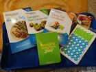 Weight Watchers PointsPlus Books Ready Set Go Recipes Food Companion Dining Out+
