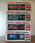Four Lionel Boxcars 9449 9465 9414  9412 Used but In excellent condition