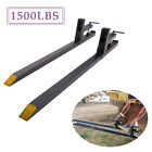 1500bs Clamp On Pallet Bucket Forks Loaders Tractor Chain Loader Bucket Tractor
