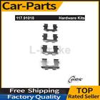 Fits Chevrolet Tracker 1998 2004 1X Centric Parts Front Disc Brake Hardware Kit