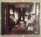 Kick Axe - Welcome To The Club CD (Original 2001 Rewind Records 55013-2) SEALED