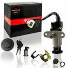 139QMB 50cc 150cc Moped Scooter Diamo Velocity-Ignition Switch Key Fuel Gas Cap