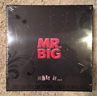 Mr. Big - What If... (Deluxe Collector's Edition Boxset) CD/DVD/LP/Poster