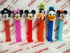PEZ Disney 6 Steamboat Willy, Mickey, Minnie and friends