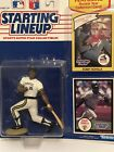 1990 Bobby Bonilla Starting Lineup figure Card toy Pittsburgh Pirates Rookie Pic