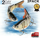 2 Pack New 2019 Lure AS Robotic Swimming