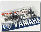 GENUINE YAMAHA 1987-1988 FZR750R FZR1000 LOWER FAIRING COWLING SCREWS QTY.4