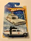 Hot Wheels Ghostbusters Ecto 1 Snowflake Target Exclusive Car