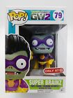 Funko Pop! **PLANTS VS ZOMBIES** #79 *SUPER BRAINZ* (Target Exclusive RETIRED)