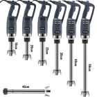 Commercial Immersion Blender 220 750W Electric Hand Mixer Variable Fixed Speed