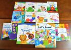 Lot 12 Baby Einstein Baby Board Books Early Learning Play a Sound Interactive L3