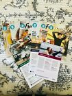 WW Weight Watchers Freestyle Weekly support flyer recipes booklets cards 2018 19