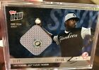 2018 LUIS SEVERINO TOPPS NOW GAME USED YANKEES PLAYERS WEEKEND JERSEY RELIC CARD
