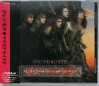 GLENMORE Materialized (japan CD with OBI VICP-5239)