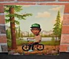 TYLER THE CREATOR Wolf Limited 2LP PINK COLORED VINYL + CD Gatefold NEW