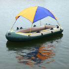 Foldable Inflatable Kayak Boat Rain Shelter Camping Tent Sun Shade Canopy Awning