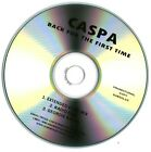 CASPA - Back For The First Time / Geordie Racer - (3 Track Promo CD) - DUBSTEP