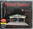 MOAHNI MOAHNA Temple Of Life (japan CD with OBI VICP-5520)