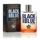 Black And Blue Flame Mens Cologne By Tru Fragrance BoldFresh 34 oz New