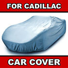 Cadillac Outdoor Car Cover All Weather Waterproof Superior Customfit