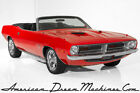 1970 Plymouth Barracuda 383 pistol grip 4 Speed 1970 Plymouth Barracuda 383 pistol grip 4 Speed Convertible