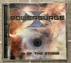 Powersurge - Eye Of The Storm CD (Battle Cry Records BC 020) Phantom Toxik Hades