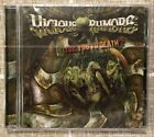 Vicious Rumors - Live You To Death 2 American Punishment CD (NEW) Ruffians