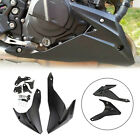 Engine Panel Belly Pan Lower Cowling Cover Fairing for Kawasaki Z400 18-20 MB F4