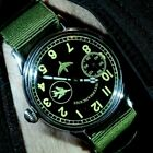 109 1980s Molnija Soviet mechanical vintage wrist mens watch USSR uhren herren