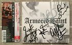 Armored Saint - La Raza (Japan CD w/OBI - Autographed by Entire Band)