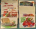 1980 Topps Weird Wheels Trading Cards 38