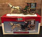 LEMAX Village Collection Baker's Wagon 2001 IOB